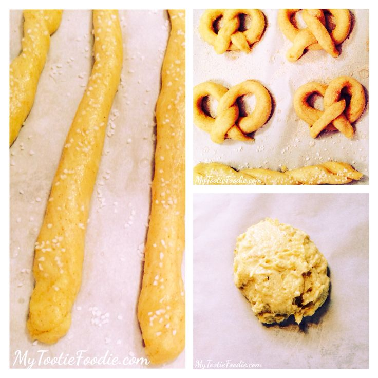 Magic Low Carb Pretzel Dough