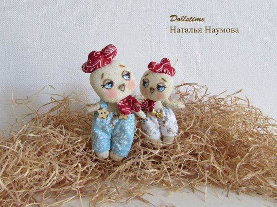 textile toy Baby by Dollstime15 on Etsy