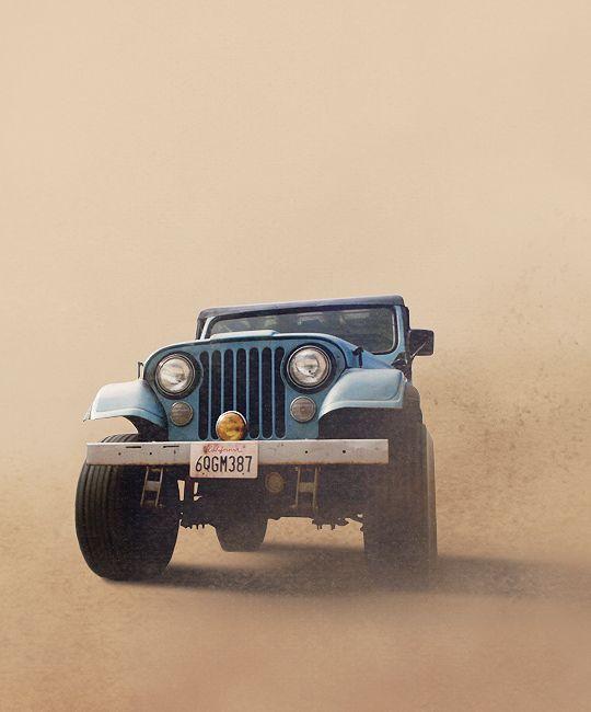 Teenwolf: the jeep