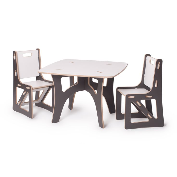 childrens table and chairs modern kids furniture sprout - Kids Furniture
