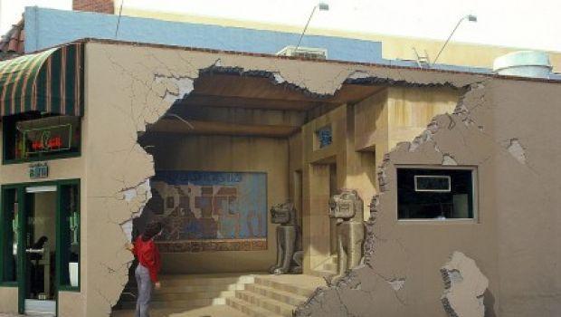 Murales 3d, arte sui muri delle città