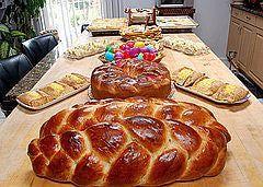 Bulgarian Easter Bread Recipe - Recipe for Bulgarian Easter Bread or Kozunak