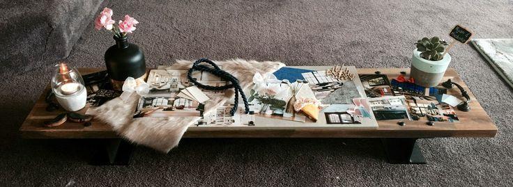 A fantastic creative DIY project for future renovations inspiration!