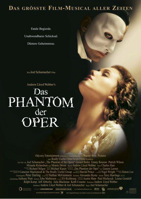 Poster zum Film: Phantom der Oper, Das