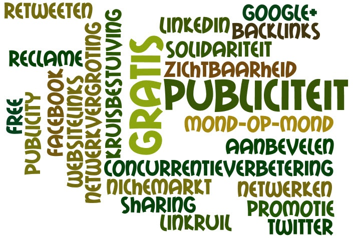 Zakelijke specialisten spinnen garen bij content marketing