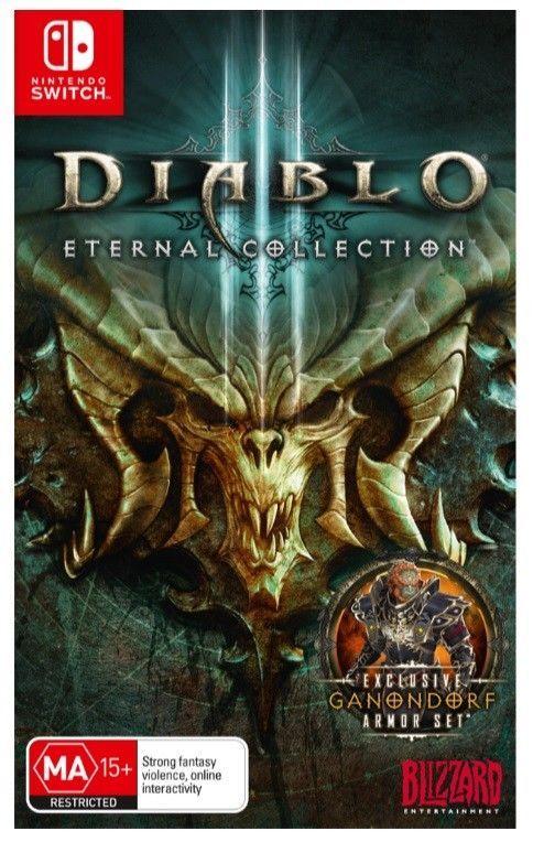 Diablo III - Eternal Collection - Nintendo Switch | eGaming