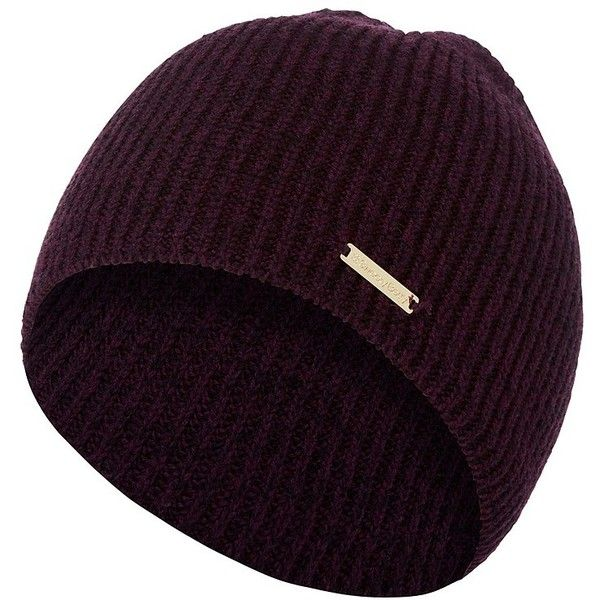 Sweaty Betty Ribbed Beanie (2.640 RUB) ❤ liked on Polyvore featuring accessories, hats, red, beanie caps, red beanie hat, red slouch beanie, wool beanie and wool beanie hat