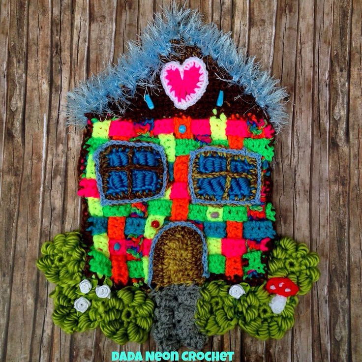 La tua casa ha un cuore :-)?