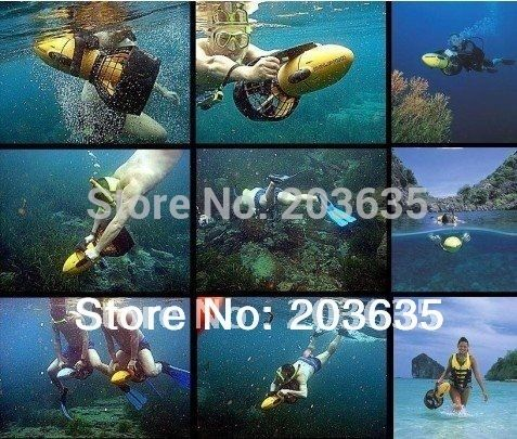 496.01$  Buy here  - 300w Sea Scooter hand tool sets Underwater propeller,High Grade Diving tool Equipment
