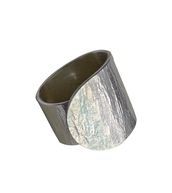 """Ring """"Wave""""   Silver 925 Chevalier Ring."""