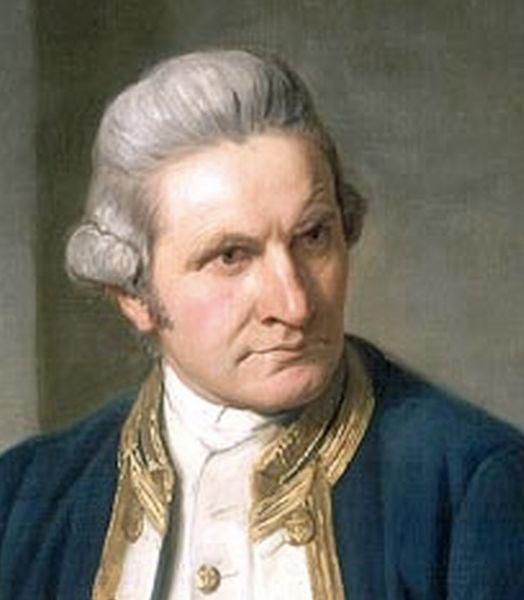 Captain James Cook (7 November 1728 – 14 February 1779) was a British explorer, navigator, cartographer, and captain.