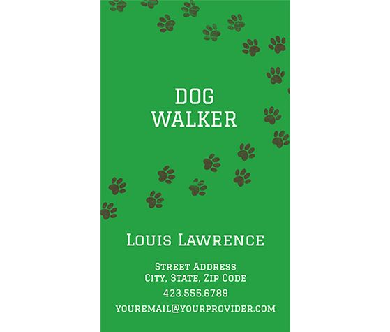 11 best printable business cards images on pinterest business card download this dog lover business card template and other free printables from myscrapnook reheart Image collections