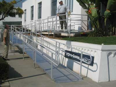 ADA Ramps for Wheelchair Ramps for Businesses and Homes