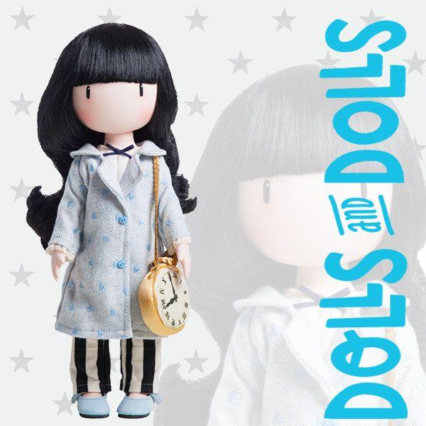 ¿Conoces a The White Rabbit? Es una muñeca recreada en la obra de su artista Suzanne Woolcott, creada por Santoro London y fabricada en España con todo lujo de detalles por Paola Reina. Ningún elemento de la imagen original de Gorjuss ha sido olvidado. Al abrir su caja te sumergirás en un agradable perfume a rosas y madreselva.  #Dolls  #PaolaReina #Gorjuss #TheWhiteRabbit #MuñecasGorjuss #GorjussGirls #SantoroLondon #SuzanneWoolcott #DollsMadeInSpain #MuñecasGorjuss