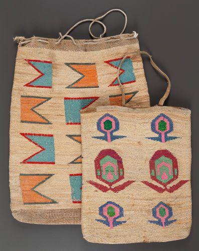 draw plateau indian baskets
