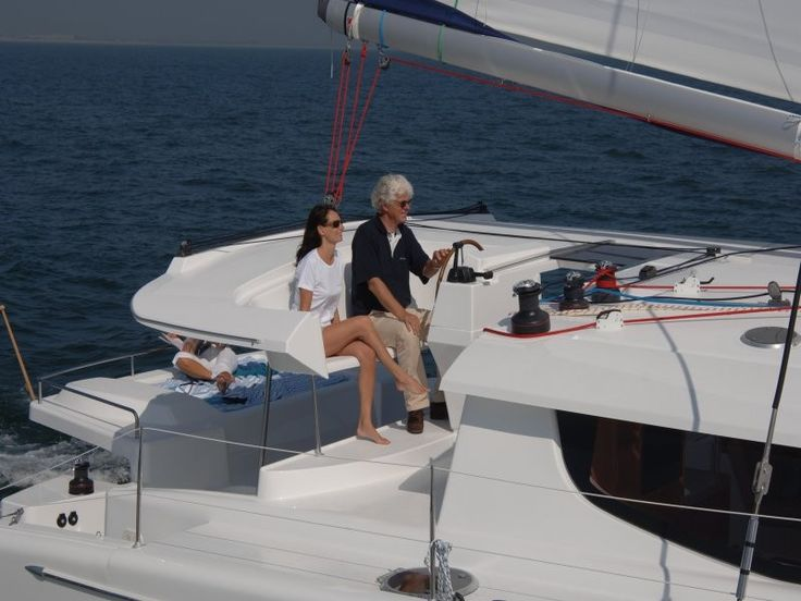Elegant European Sail Catamaran Yacht Charter... - VRBO