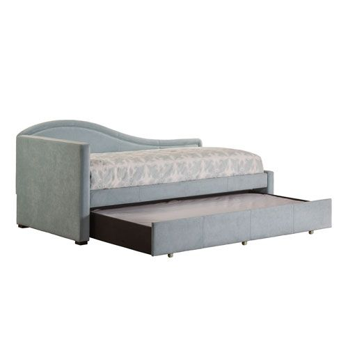 Olivia Spa Daybed With Trundle Hillsdale Furniture Frames With Trundle Daybeds Bedroom Fur