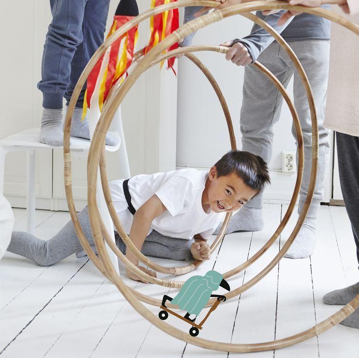 LATTJO hoelahoep | #IKEA #IKEAnl #Kerst #speelgoed #spelen #spelletje #kinderen #ouders #vuur