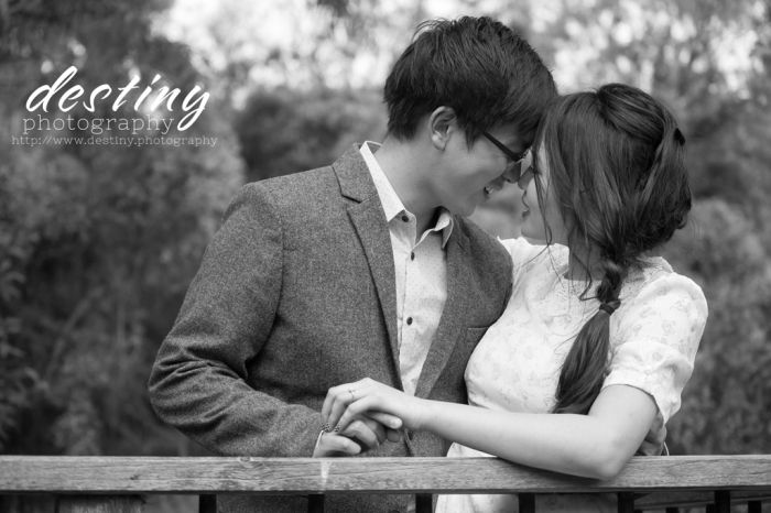 engagement session at Cactus Country