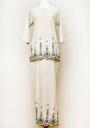 Baju Kedah Embroidery