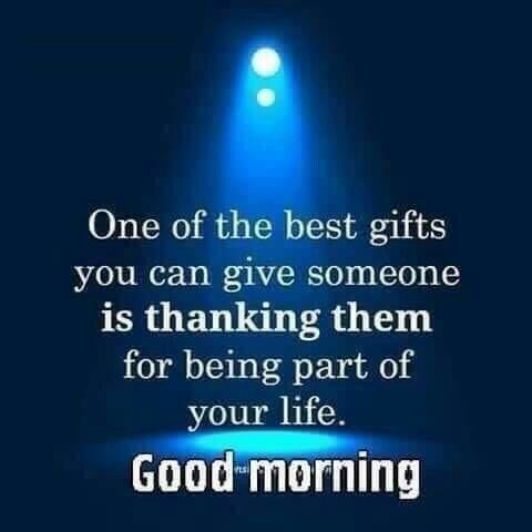 Good Morning Thank The People In Your Lige morning good morning morning quotes…
