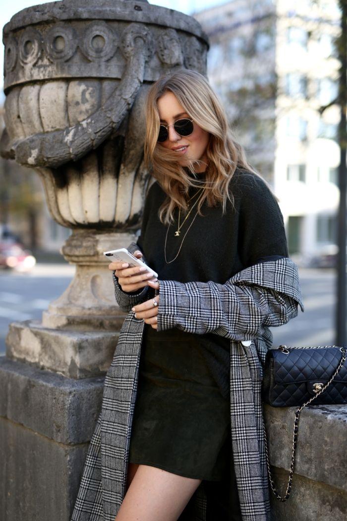 Karo-Muster als Herbst Trend 2017 - Shoppisticated