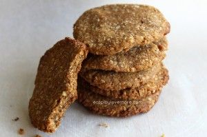 Pumpkin Spice Cookies You Can Actually Eat! (Paleo, AIP, GAPS, V)   Eat. Play. Love… More