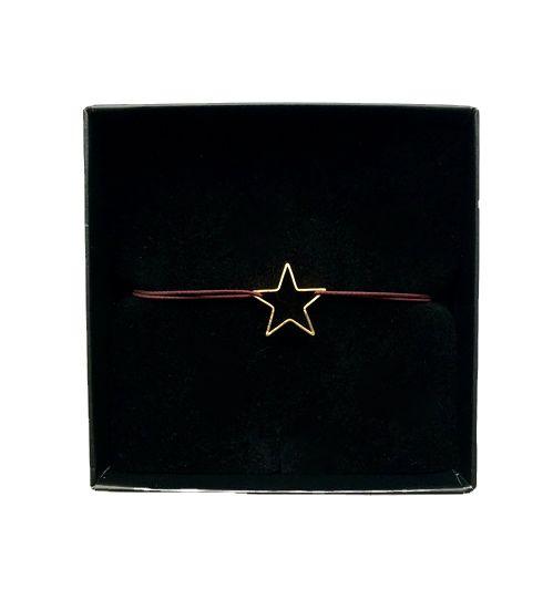 Star bracelet made by Essa Design https://www.etsy.com/shop/EssaDesign