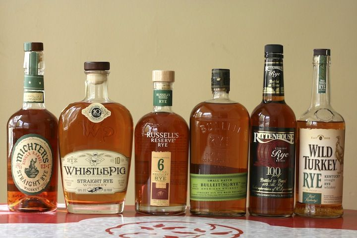 Drink Spirits brings you reviews of some of the best rye whiskey on the market and helps you figure out which ones to buy.