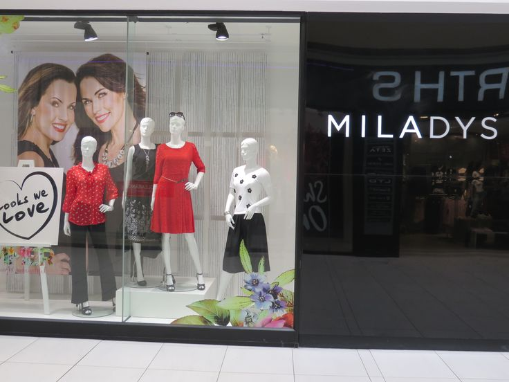 February Giveaway Sponsor Miladys Waterfall Mall