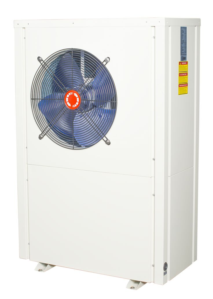 Powietrzna pompa ciepła Caldoris
