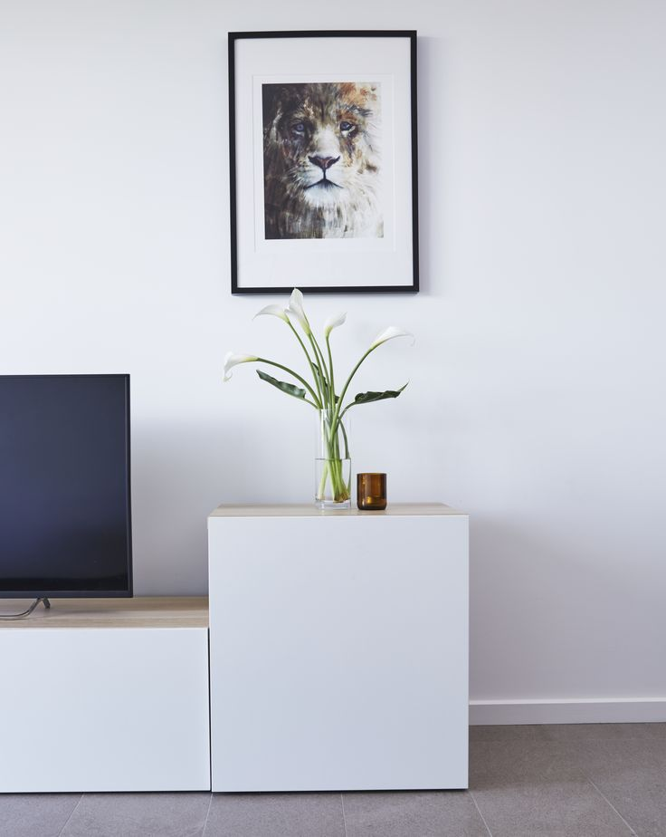A Cosy One Bedder in Marrickville - Erin and Bryson's beautiful new living room! - Online Interior Design Service - Living Room Inspiration