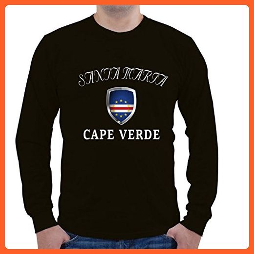CAPE VERDE SANTA MARIA Unisex Long Sleeve Shirt - Holiday and seasonal shirts (*Partner-Link)