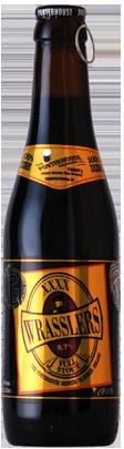 La cerveza favorita de Michael Collins, de The Porterhouse Brewing, Dublin. Una stout que riete tu de la Guinness.