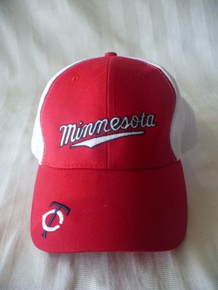 size 40 1b9da 22268 ... spain new 2012 mn minnesota twins dairy queen adjustable baseball cap  hats minnesotatwins 18397 239c7