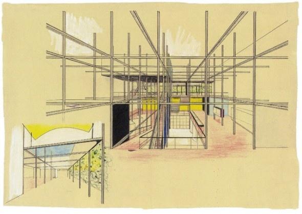 Max Bill | Swiss Pavilion | 1937