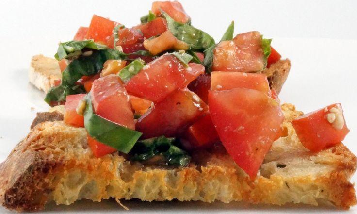 Toevoegen aan mijn receptenMaak dit klassieke Italiaanse voorgerecht makkelijk zelf. Heerlijk als voorgerecht, hapje of tussendoortje.