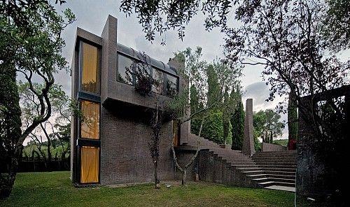 Bofill House by Ricardo Bofill Taller de Arquitectura
