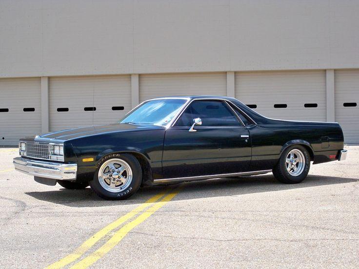 1984 El Camino | Another tnargcamino 1984 Chevrolet El Camino post...