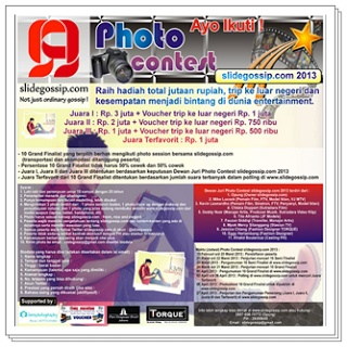 Photo Contest slidegossip.com