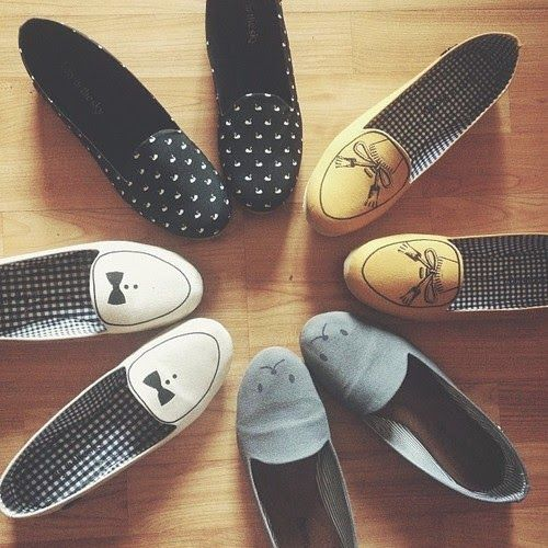 Os sapatos divertidos da Belinda – It Baphônica