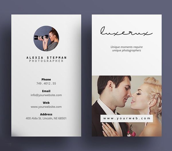 Creative Photography Business Cards Design Graphic Design Junction Photography Business Cards Photographer Business Cards Business Card Design