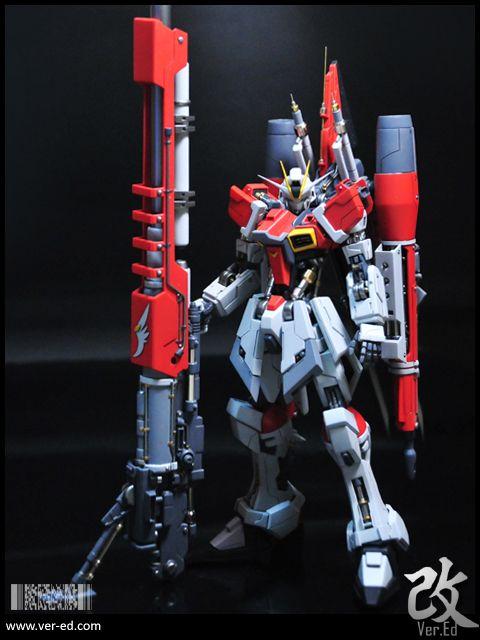 ZGMF-X56S/β Sword Impulse Gundam Ver.Ed Kai: Full photoreview, WIP too. added Interview Link
