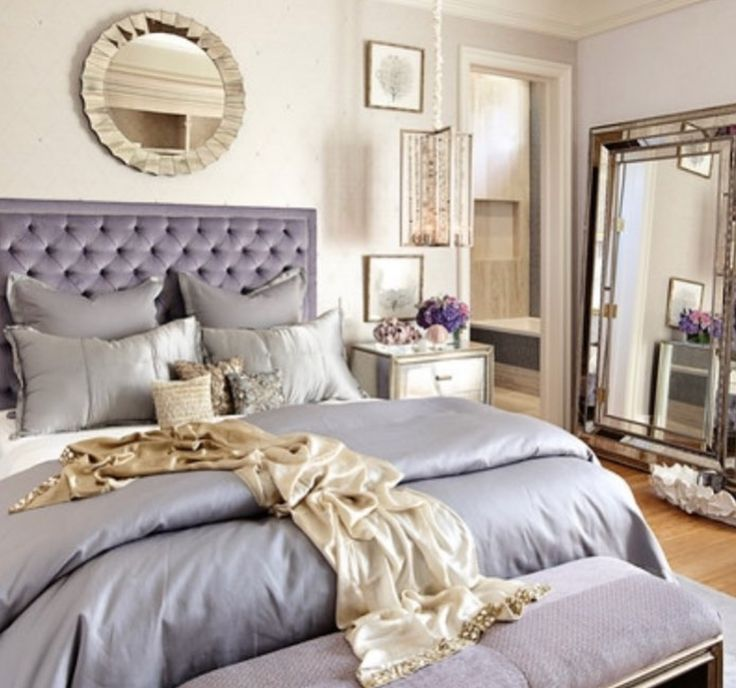 20 Romantic Bedroom Ideas: Romantic Bedroom Ideas : 20 Glamorous Ideas We LOVE In
