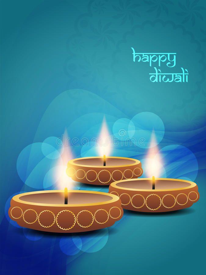 Elegant Background Design For Diwali Festival With Vector Illustration Of Elega Sponsored Diwali Happy Diwali Happy Diwali Wallpapers Happy Diwali Images