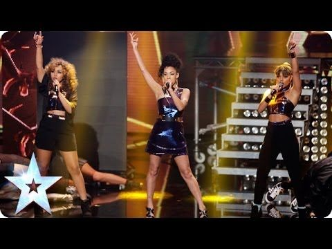 Alesha's Golden Buzzer act REAformed are in harmony | Britain's Got Talent 2014