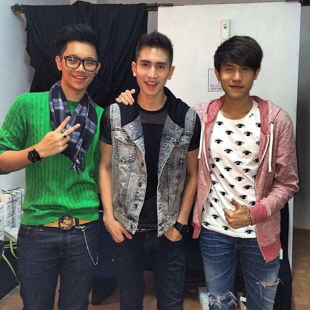 Brandon,Verrel & Julian