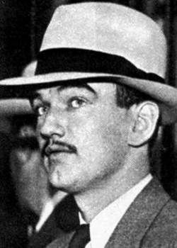 "VINCENT ""MAD DOG"" COLL    Birth: Jul. 20, 1908  Death: Feb. 8, 1932    Organized Crime Figure. An Irish-born gangster in New York City, he regaled in the media attention for his violent activities, preferring short-term, violent solutions to his problems with gang rivalry. His attacks on the major New York City gangs left him with the nickname ""Mad Dog,"" for daring to take on the other mobsters. In 1931"