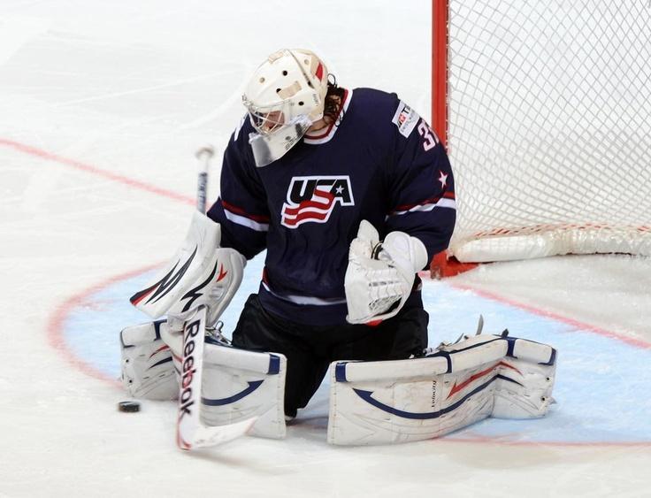 John Gibson Team USA