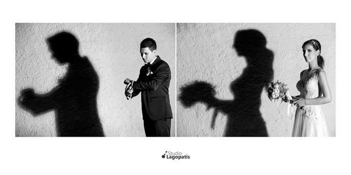 Playing with #shadows ... #wedding #blackandwhite #shadowsonthewall #weddingphotography #weddingphotographer #albumspread #digitalalbum #bride #groom #mrandmrs #newlyweds #gamos #weddingingreece www.lagopatis.gr